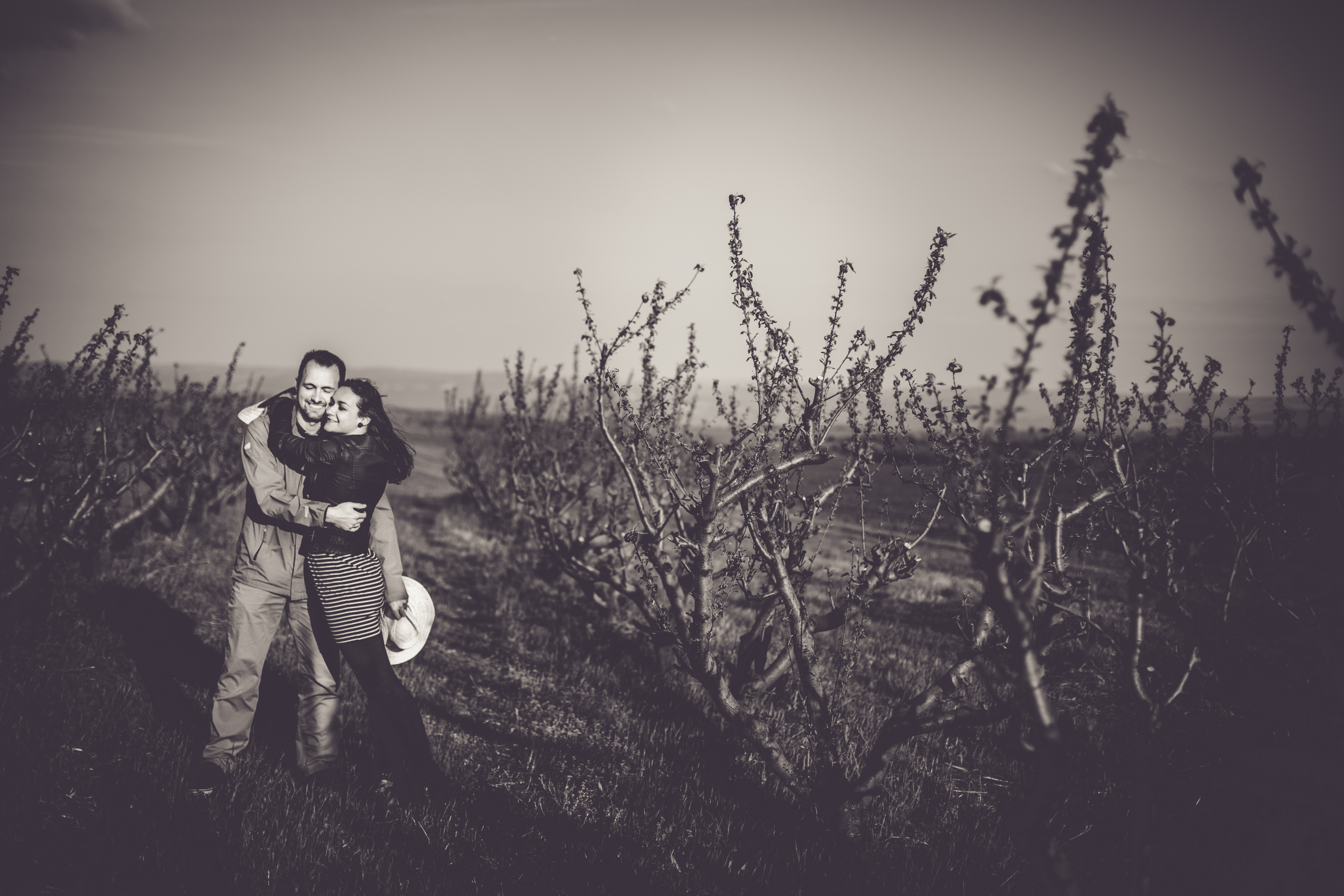 Поли и Искрен – Предсватбена фотосесия | The Art Studio