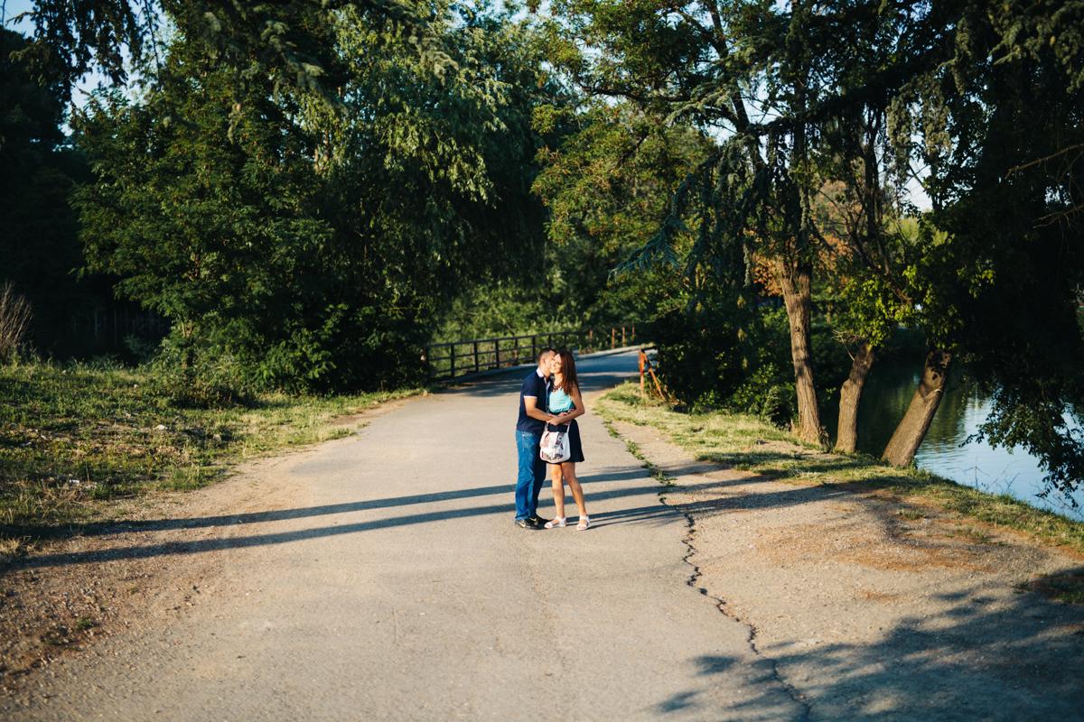 Маги и Галин – Предсватбена фотосесия | The Art Studio