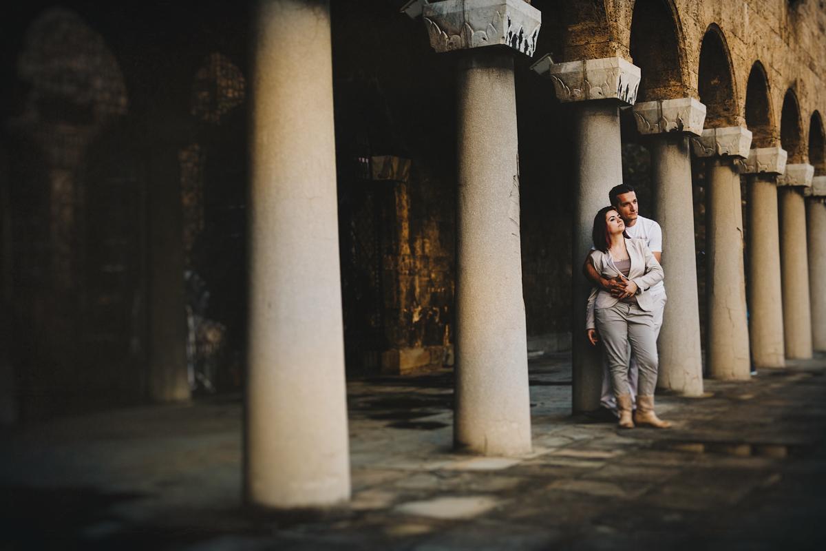 Дияна и Иван – Предсватбена фотосесия | The Art Studio