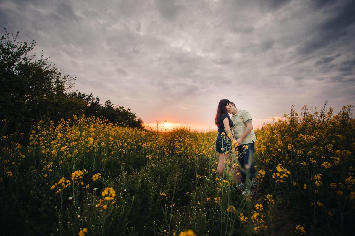 Силвия и Пламен – Предсватбена фотосесия | The Art Studio