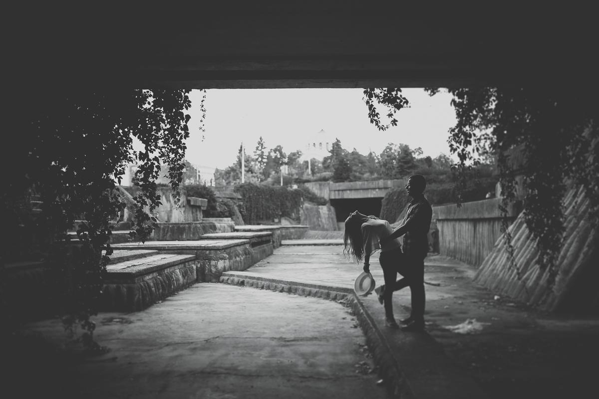 Надя и Коко – Предсватбена фотосесия | The Art Studio