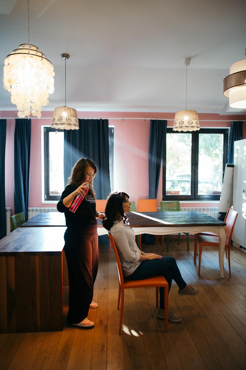 Гергана и Мирко   The Art Studio