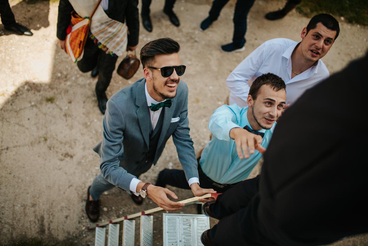 Цвета и Марин – Сватбен ден | The Art Studio