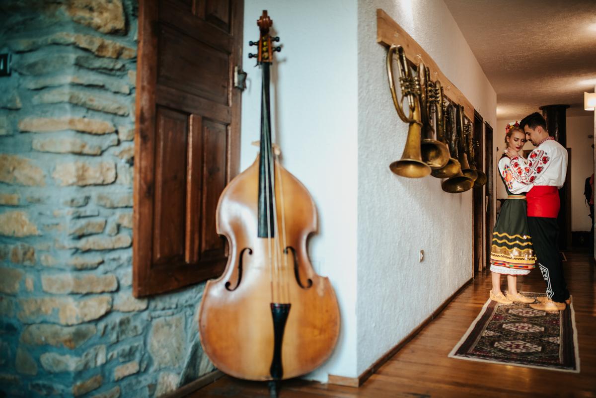 Лида и Слави – Предсватбена фотосесия | The Art Studio