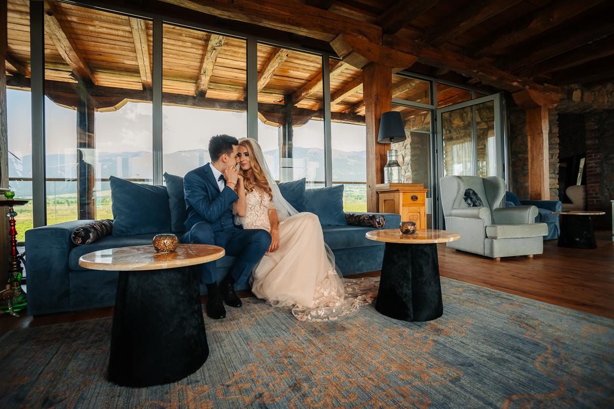 Сватба в Шато Копса   The Art Studio