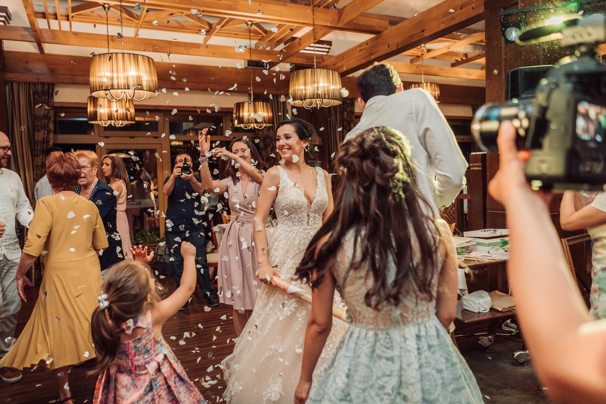 Сватба в Шато Копса | The Art Studio