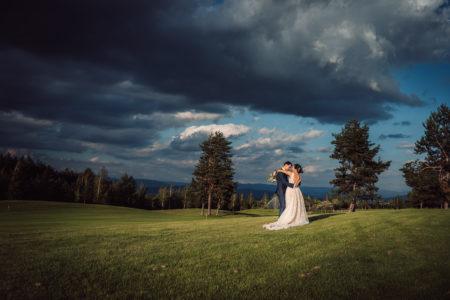 Пирин Голф сватба