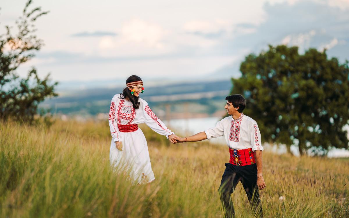 Биляна и Кристиан – Сватба в Монтана | The Art Studio