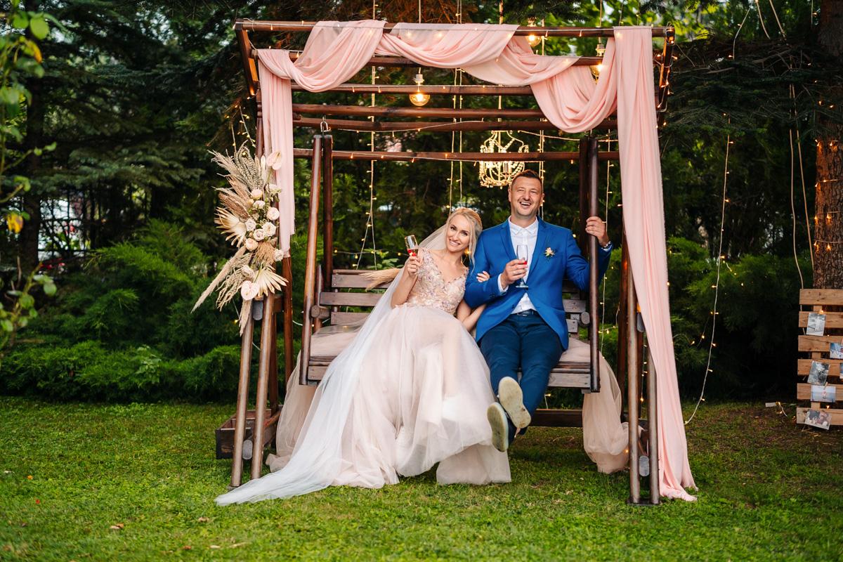 Сватбена украса   The Art Studio