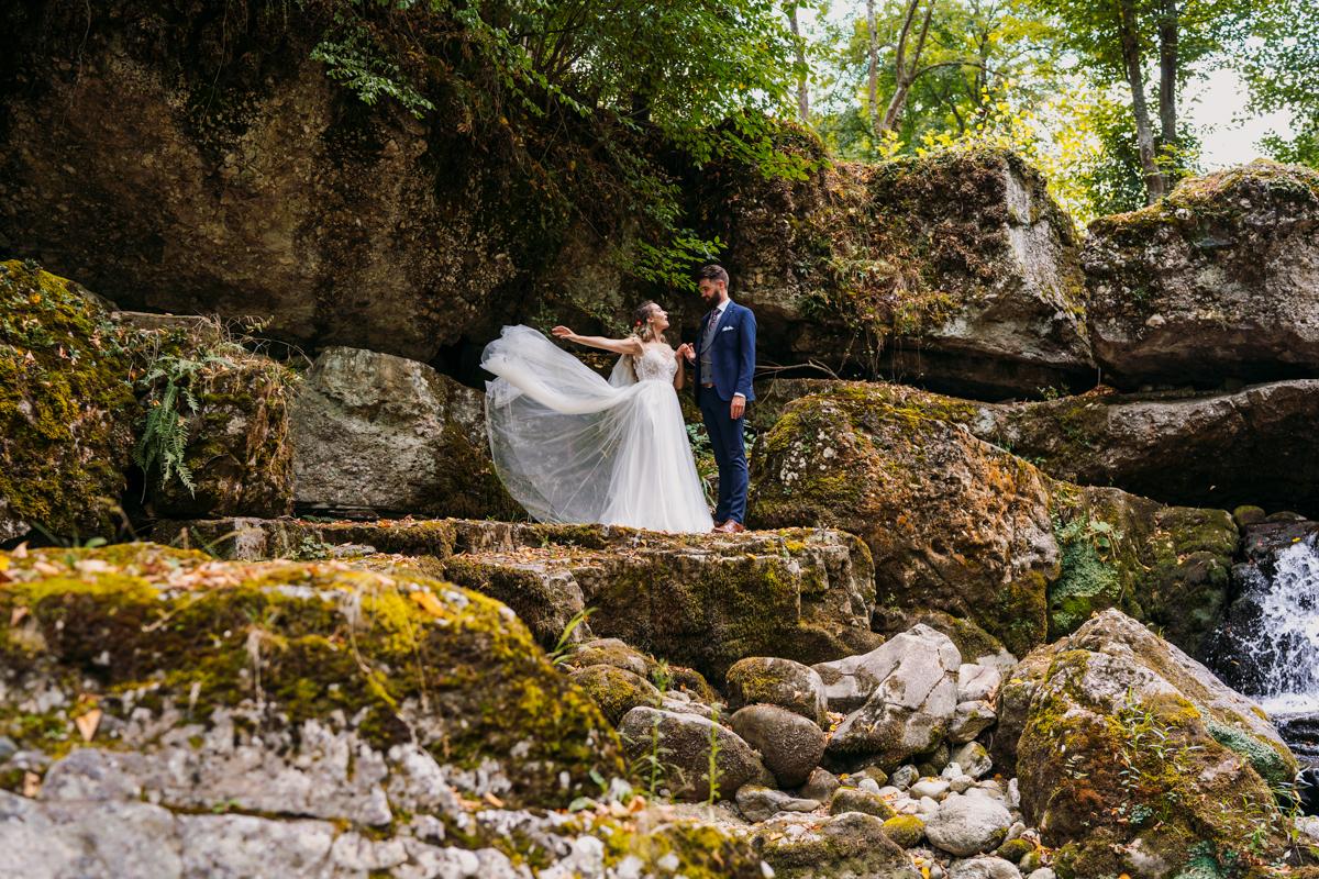 Мирослава и Сам – Сватба в Бедуин   The Art Studio